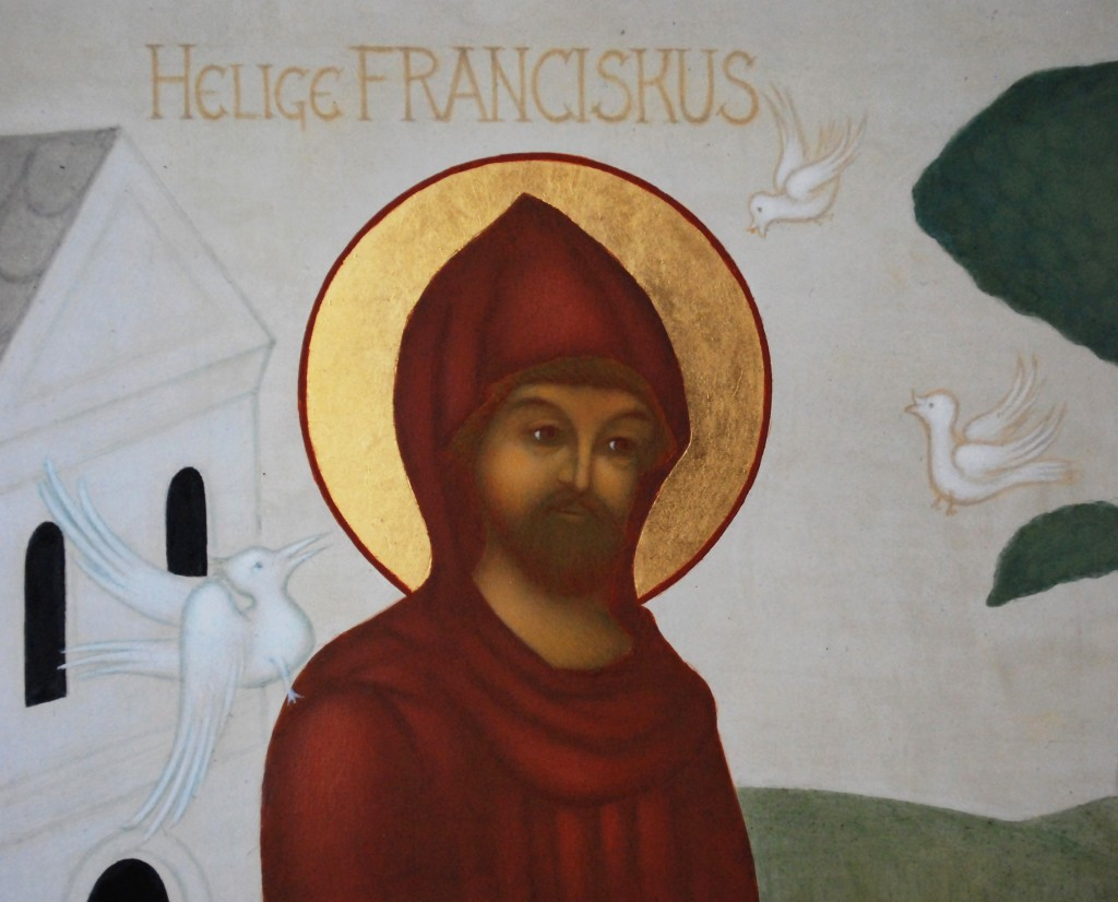 Helige Franciskus