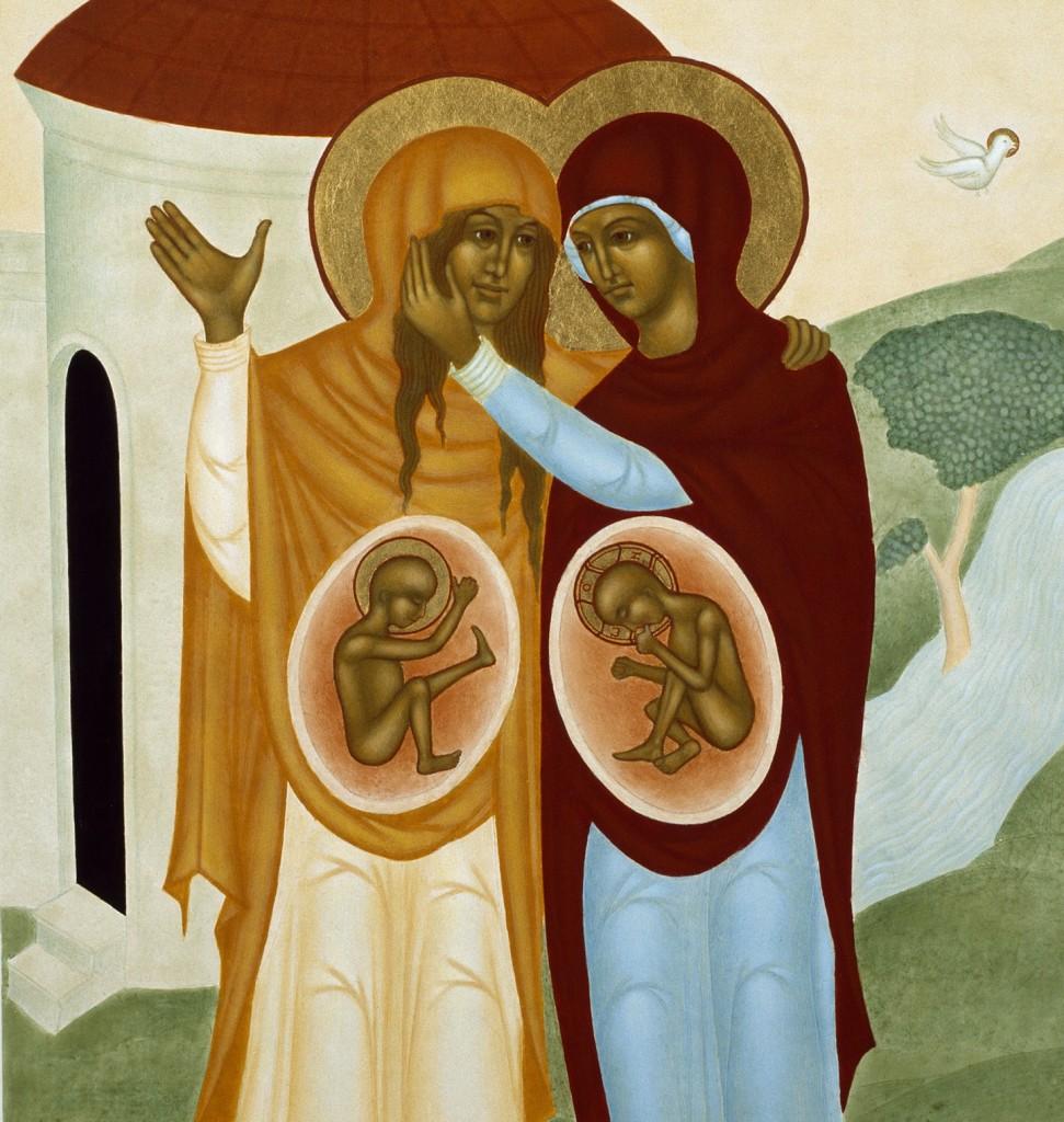 Maria och Elisabeth