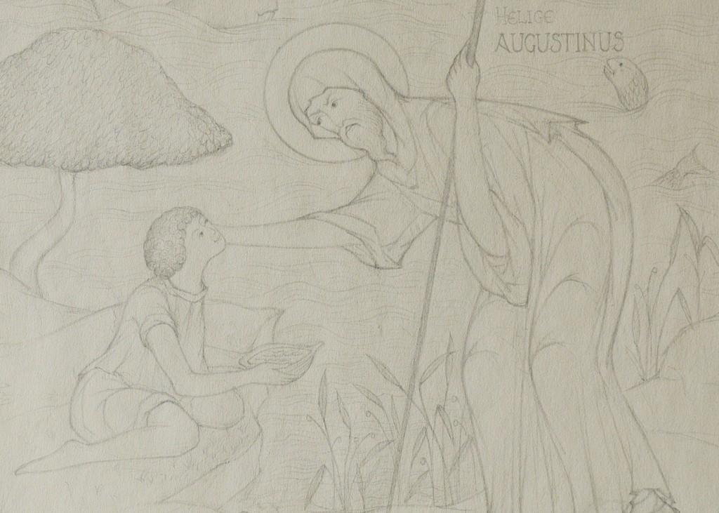 3. Detalj, Augustinus