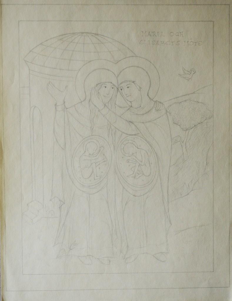 4. Maria och Elisabeths möte