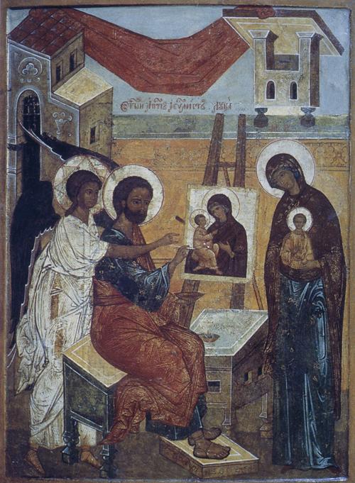 1. Lukas målaren