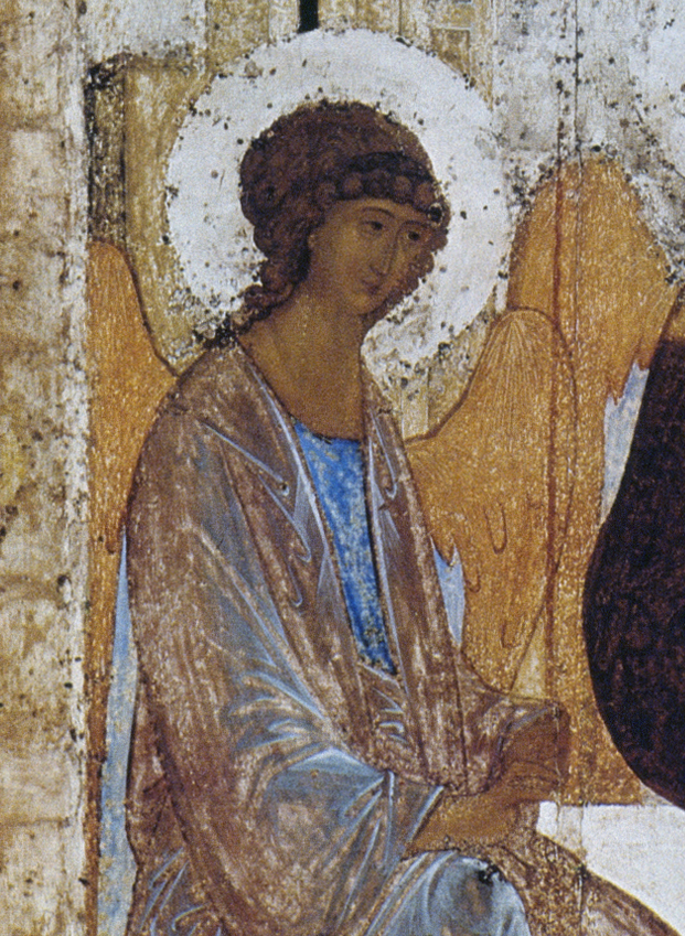 2. Fadern ängel