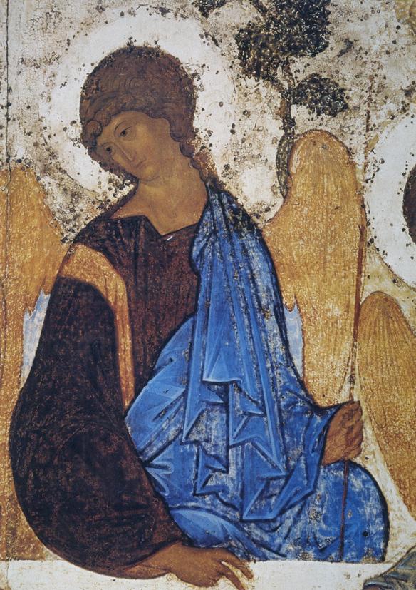 3. Kristi ängel