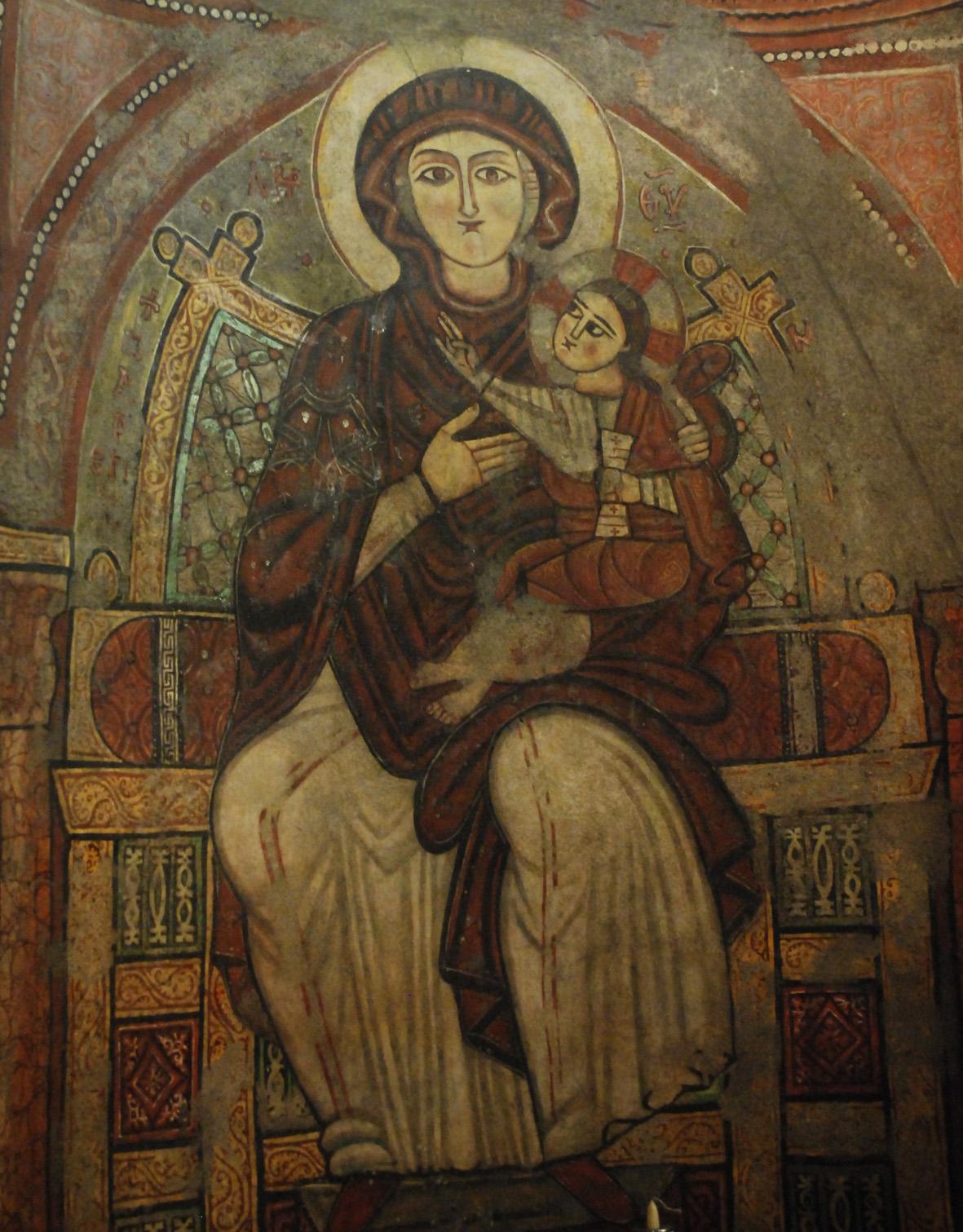 2. Tronande Maria
