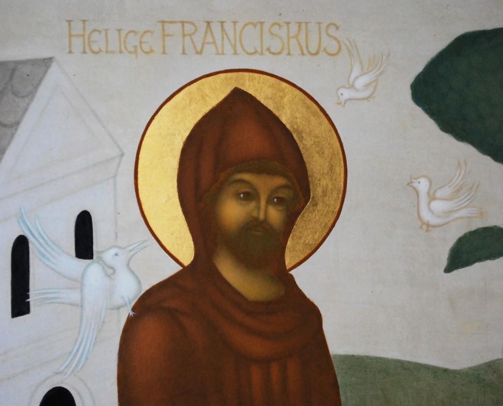Helige Franciskus, NY