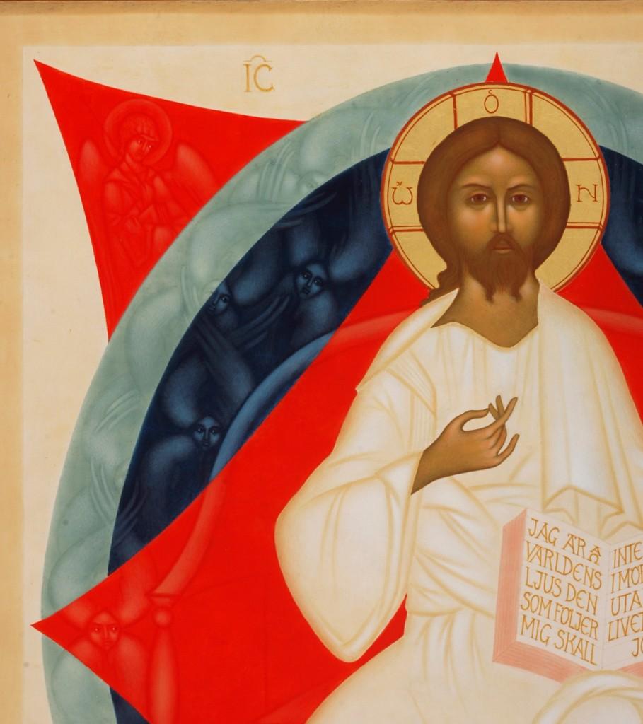 6. Kristus i halvfigur kopia